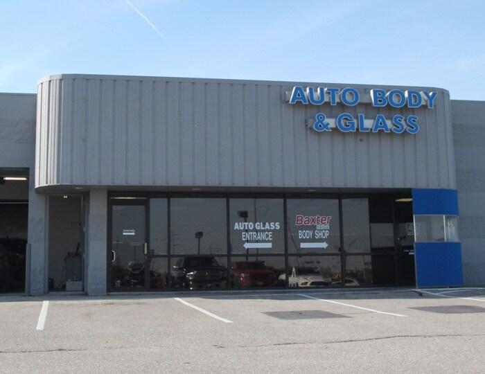 baxter auto collision centers auto body shop in omaha ne. Black Bedroom Furniture Sets. Home Design Ideas
