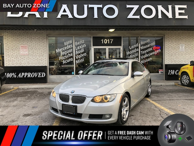 Certified 2008 BMW 328I PREMIUM PKG+NAVIGATION+SUNROOF Coupe in Toronto