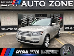 2015 Land Rover Range Rover 5.0L V8 Supercharged+NAVI+PAN ROOF+ M VIEW CAM SUV