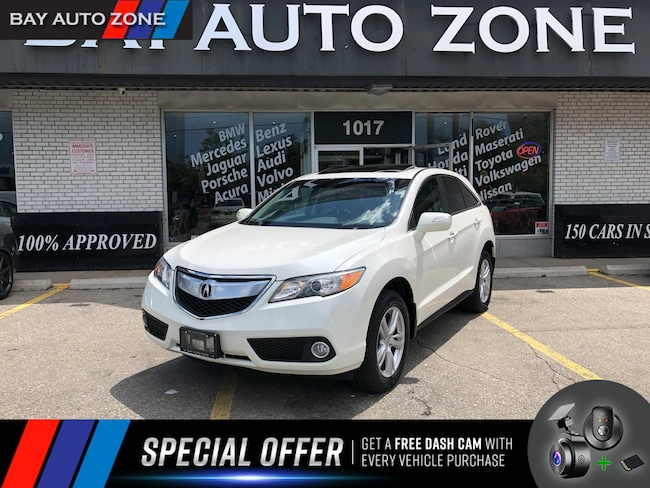 Certified 2013 Acura RDX LEATHER/SUNROOF/REAR CAMERA SUV in Toronto