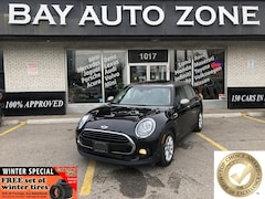 2017 MINI Clubman Cooper+DOUBLE ROOF+PUSH BUTTON START Wagon