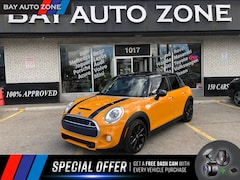 2015 MINI 5 Door Cooper S+NAVIGATION+DOUBLE ROOF+HEATING SEATS Hatchback