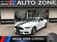 2017 Ford Mustang GT Premium Pkg+NAVIGATION+REAR CAMERA+TOUCH DISP Coupe