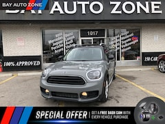 2019 MINI Countryman Cooper ALL4/REAR CAM/DOUBLE ROOF/LEATHER SEAT SUV