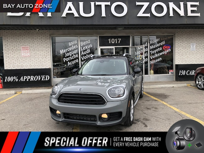 Used 2019 Mini Countryman Grey For Sale Toronto On Bay Auto Zone