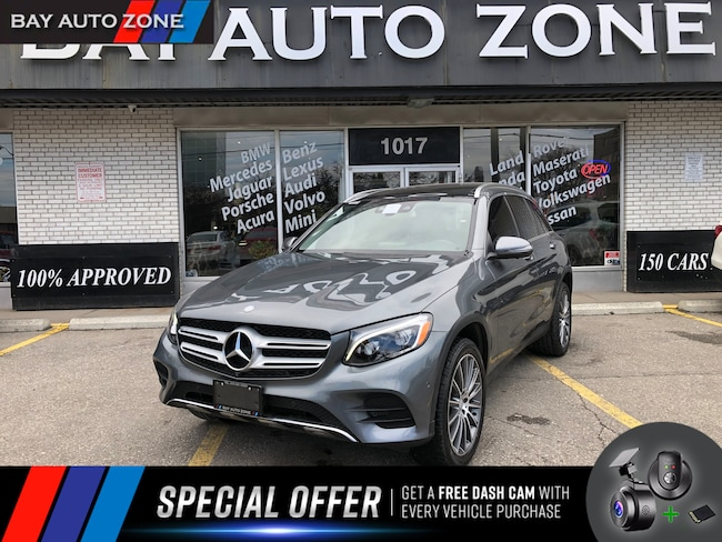 Certified 2016 Mercedes-Benz GLC-Class 300 AMG PKG/NAVI/PANO ROOF/360 CAM/DRIVE ASSIST SUV in Toronto