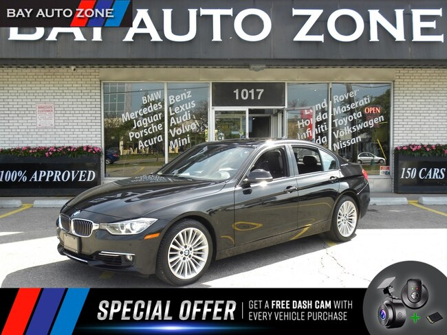 Used 2013 Bmw Activehybrid 3 Black For Sale Toronto On Bay Auto Zone