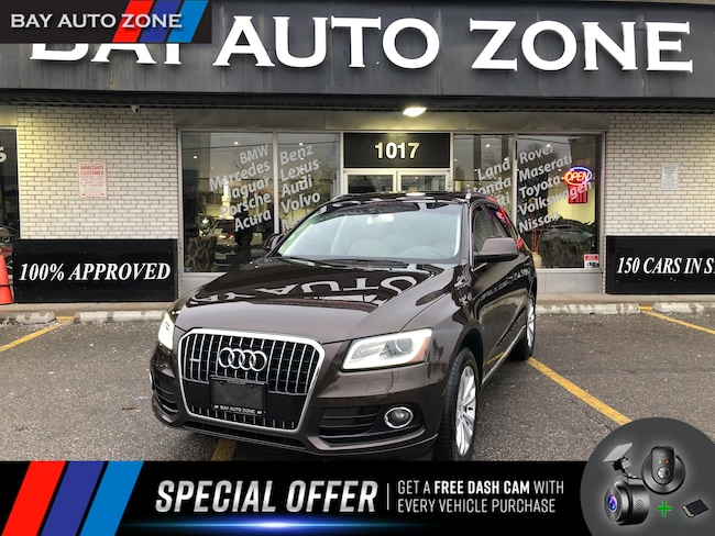 Certified 2014 Audi Q5 2.0T+NAVIGATION+PANO ROOF SUV in Toronto
