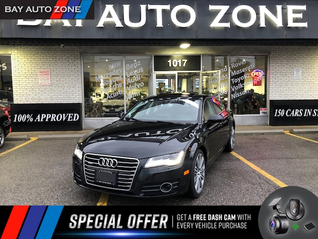 Certified 2014 Audi A7 TDI Technik+NAVIGATION+BOSE SOUND+SUNROOF Hatchback in Toronto