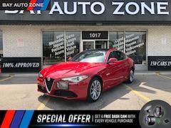 2018 Alfa Romeo Giulia *LOW KM*+NAVI+REAR CAM+DOUBLE ROOF+H/K SOUND Sedan