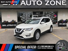 2018 Nissan Rogue SV AWD+REAR CAMERA+PANO-ROOF SUV