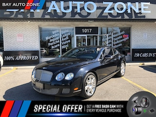 2010 Bentley Continental GT MULLINER EDITION+BALLANCE OF FACTORY WARRANTY Coupe
