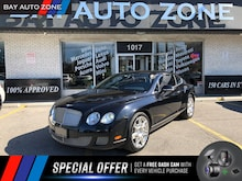2010 Bentley Continental GT MULLINER PKG+BALLANCE OF FACTORY WARRANTY Coupe