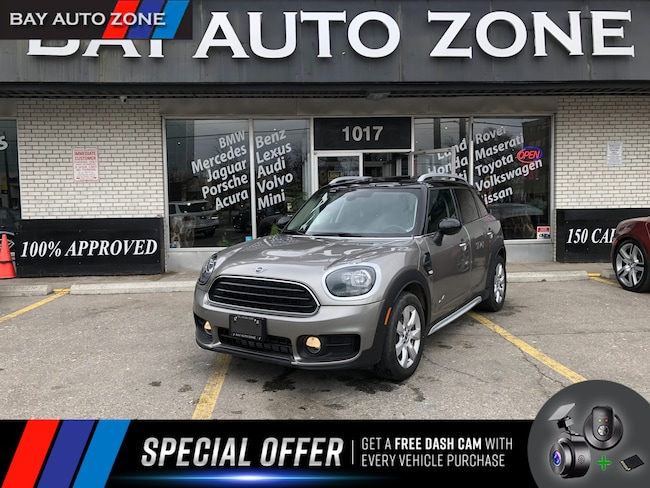 Certified 2019 MINI Countryman Cooper ALL4/DOUBLE ROOF/TOUCH DISP/REAR CAM SUV in Toronto