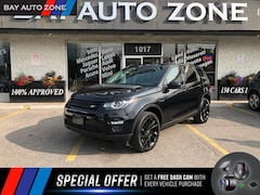 2016 Land Rover Discovery Sport HSE LUXURY/7 PASS/NAVI/CAMERA/PANO ROOF SUV