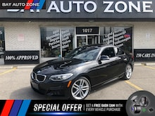 2016 BMW 228i M SPORT PKG+DRIVER MEMORY SETTINGS+SUNROOF Coupe