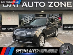 2014 Land Rover Range Rover Supercharged HSE+PANO ROOF/NAVI/M VIEW CAM/DVD SUV