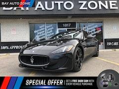 2013 Maserati GranTurismo MC Sport Line+NAVIGATION+BOSE SOUND Coupe