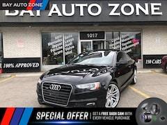 2015 Audi A5 2.0T/6SPD/S-LINE/NAVIGATION/REAR CAMERA Coupe
