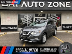 2017 Nissan Rogue SV AWD+REAR CAMERA+PANO ROOF+HEATING SEATS SUV