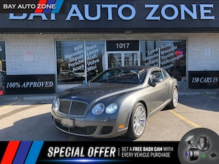 2008 Bentley Continental GT SPEED 600HP+NAVIGATION+WOOD TRIM Coupe