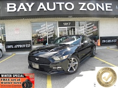 2017 Ford Mustang V6+NAVIGATION+REAR VIEW CAMERA Coupe