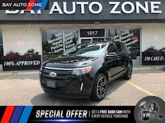 2013 Ford Edge SEL+NAVIGATION+REAR CAMERA+DOUBLE ROOF SUV