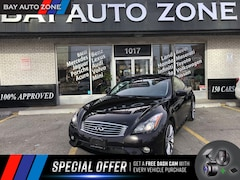 2013 INFINITI G37X S Sport+NAVIGATION+REAR CAMERA+SUNROOF Coupe
