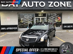 2014 Cadillac ATS 2.0L AWD Turbo+SUNROOF+BOSE SOUND Sedan
