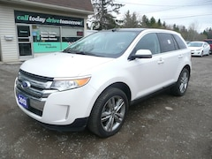 2013 Ford Edge Limited AWD LEATHER NAV SUNROOF REVERSE CAMERA SUV