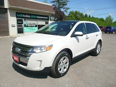 2011 Ford Edge SEL LEATHER SUNROOF ALL WHEEL DRIVE HEATED SEATS SUV
