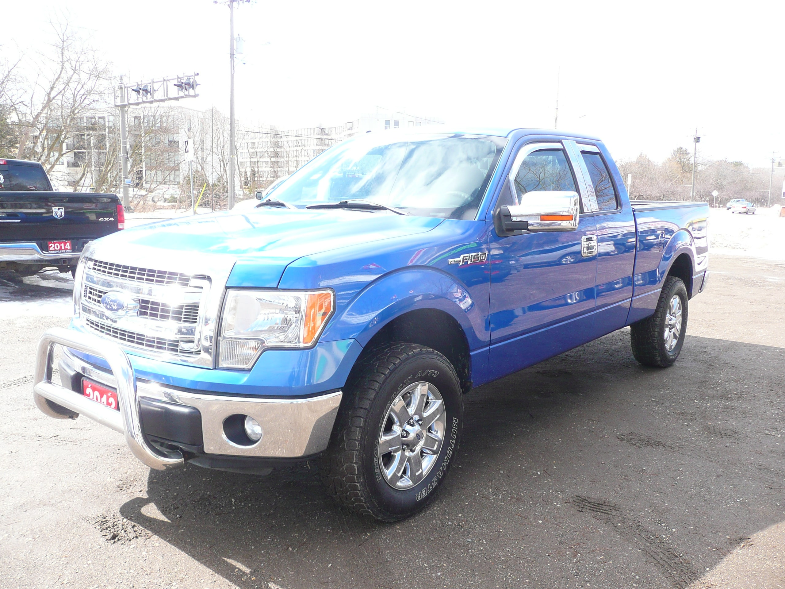 2013 Ford F-150 XLT 4X4 SUPERCAB LOW KM'S TOW PACKAGE Truck SuperCab