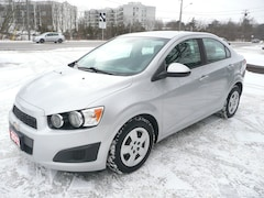 2012 Chevrolet Sonic LS ECONOMICAL RELIABLE AFFORDABLE Sedan