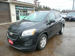 2013 Chevrolet Trax 2LT SUNROOF REVERSE CAMERA BLUETOOTH NEW TIRES SUV