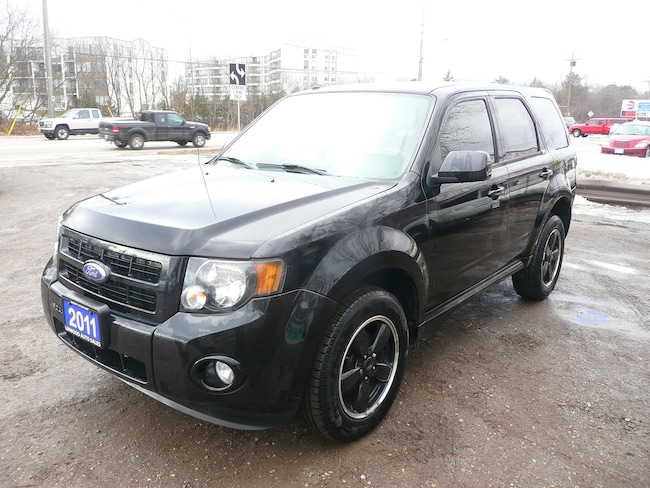 2011 Ford Escape XLT Automatic 2.5L SPORT PKG LEATHER SUV