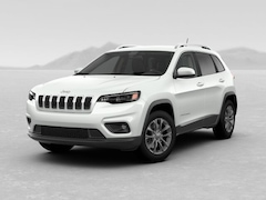 New 2019 Jeep Cherokee LATITUDE PLUS FWD Sport Utility 1C4PJLLB0KD146307 for sale in Panama City, FL