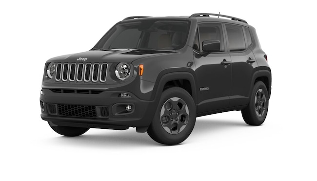 New 2018 Jeep Renegade LATITUDE 4X2 Sport Utility for sale in Panama City, FL