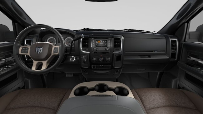 New 2018 Ram 2500 BIG HORN CREW CAB 4X4 6'4 BOX For Sale ...