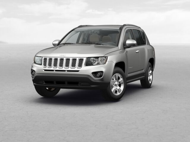 2017 Jeep Compass MK COMPASS LATITUDE FWD Sport Utility