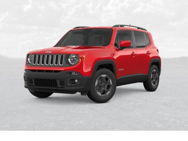 New 2018 jeep renegade latitude 4x2 for sale in panama for Jeep dealer colorado springs motor city