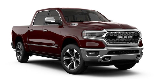 New 2019 Ram 1500 LIMITED CREW CAB 4X4 5'7 BOX Crew Cab for sale in Panama City, FL