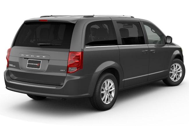 New 2019 Dodge Grand Caravan Sxt For Sale In Panama City