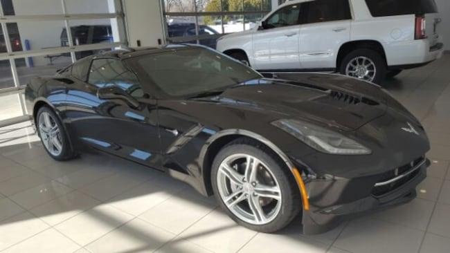 2017 Chevrolet Corvette Stingray Coupe