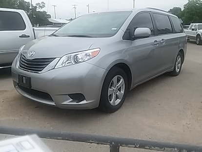 2012 Toyota Sienna For Sale >> Used 2012 Toyota Sienna For Sale At Bayer Ford Inc Vin