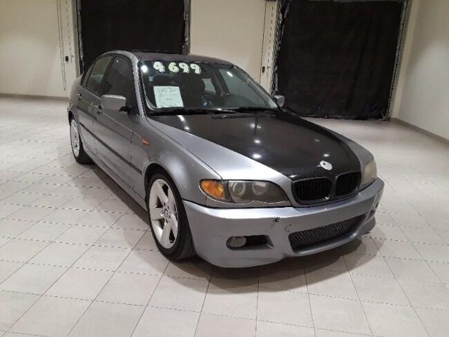 2005 BMW 325i Sedan