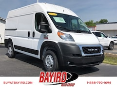 New 2019 Ram ProMaster 2500 CARGO VAN HIGH ROOF 136 WB Cargo Van for sale near you in Kennett, MO