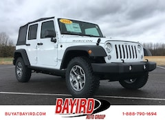 New Dodge Chrysler Jeep Ram 2018 Jeep Wrangler Unlimited WRANGLER JK UNLIMITED RUBICON 4X4 Sport Utility for sale in Paragould, AR