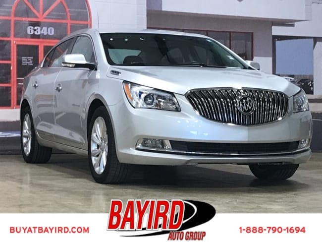 Used 2016 Buick Lacrosse For Sale Near Jonesboro Trumann Paragould Vin 1g4gb5g36gf118109