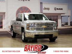 Used Vehicles  2014 Chevrolet Silverado 1500 LT Truck Crew Cab 3GCUKREH2EG371811 for sale in Paragould, AR