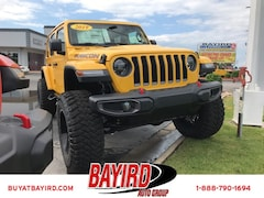 New Dodge Chrysler Jeep Ram 2019 Jeep Wrangler UNLIMITED RUBICON 4X4 Sport Utility 1C4HJXFG5KW635602 for sale in Paragould, AR